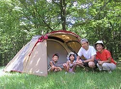 りこ キャンプ 場 ひじ